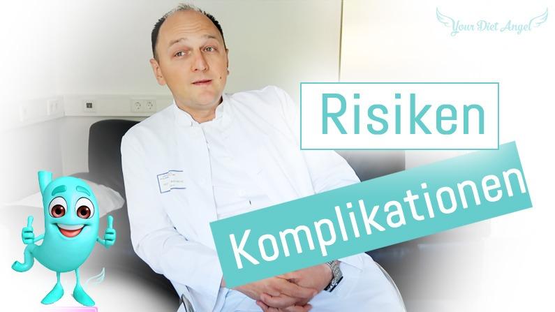 Komplikationen und Risiken nach Magenbypass und Schlauchmagen – Frag den Doc