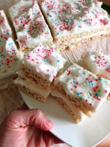 birthday cake lowcarb proteinkuchen