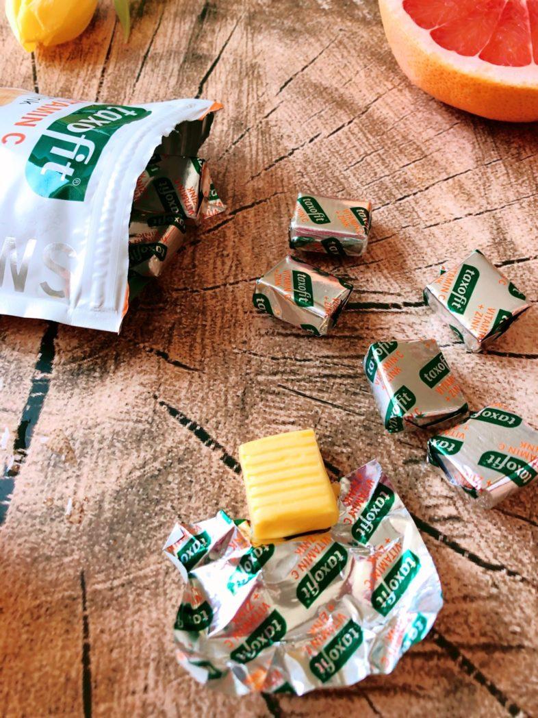 calcium soft chews vitamin c soft chews taxofit. Black Bedroom Furniture Sets. Home Design Ideas