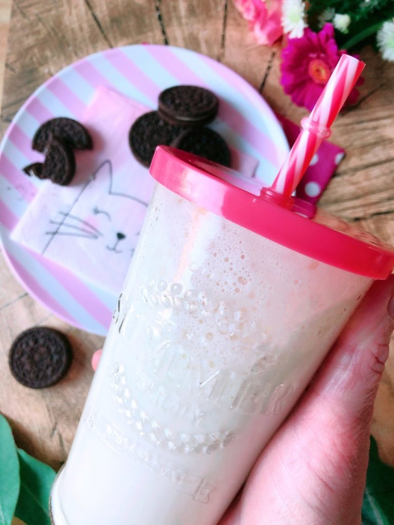 cookies and creme shake review