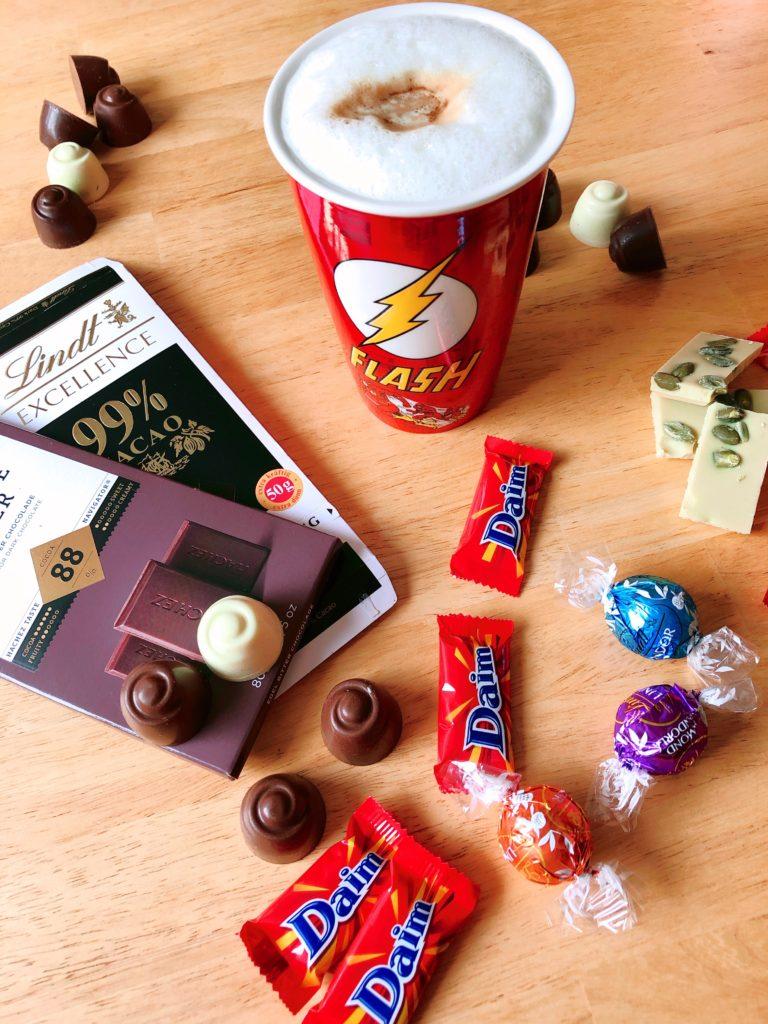 dumping nach schokolade