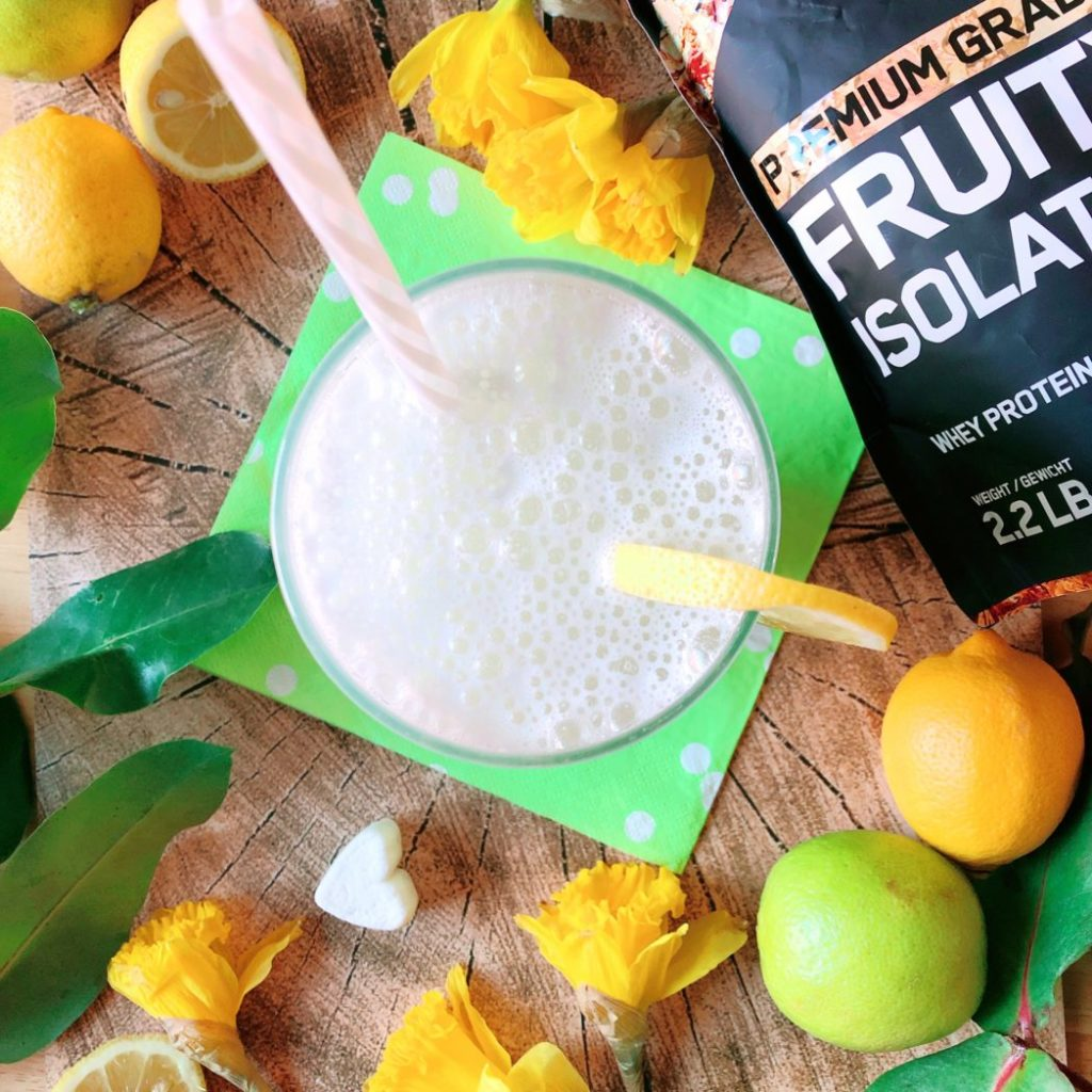 fruity whey isolate review produktempfehlung