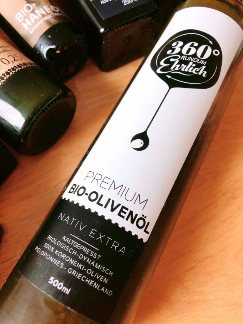 gesundes oel olivenoel