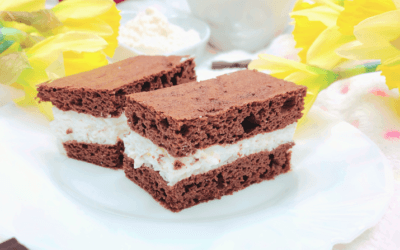 Protein Milchschnitte (lowfat, lowcarb)