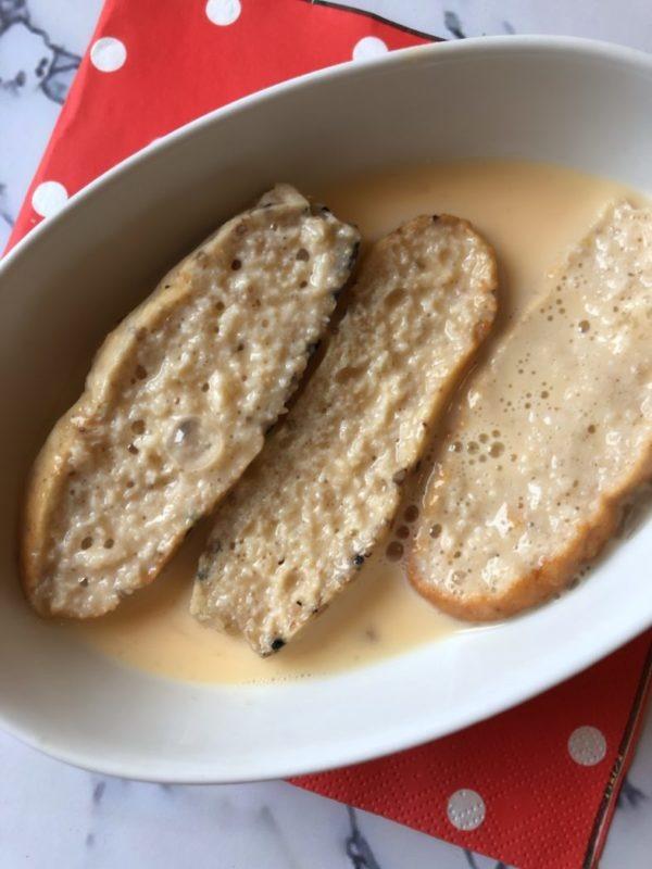 lowcarb french toast magenverkleinerung rezepte
