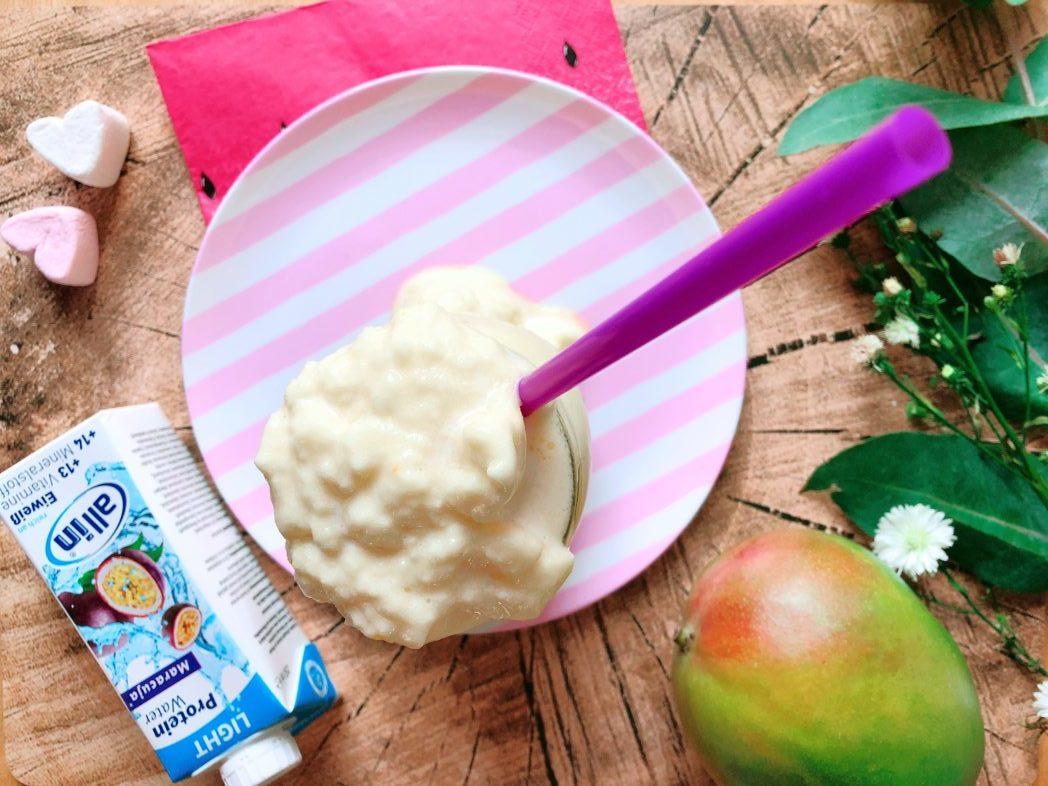 Protein Shake Frühstück abnehmen