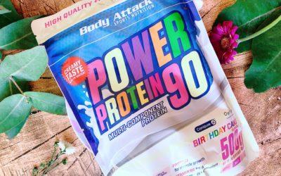 Protein 90 – Birthdaycake Proteinshake -Testbericht