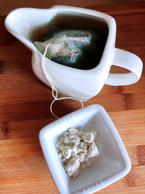protein chai latte rezept