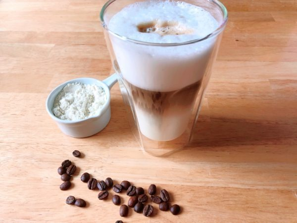 proteinkaffee welches shake