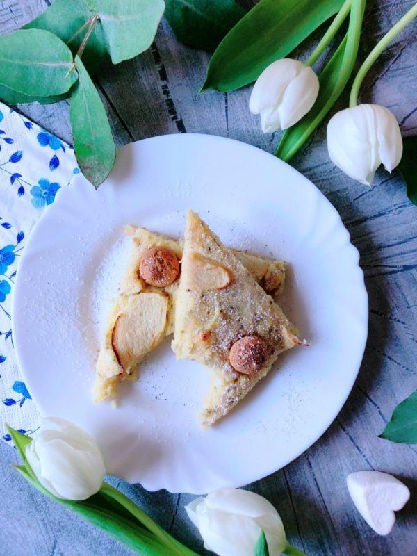 proteinkuchen fruehstueck rezept eiweissreich