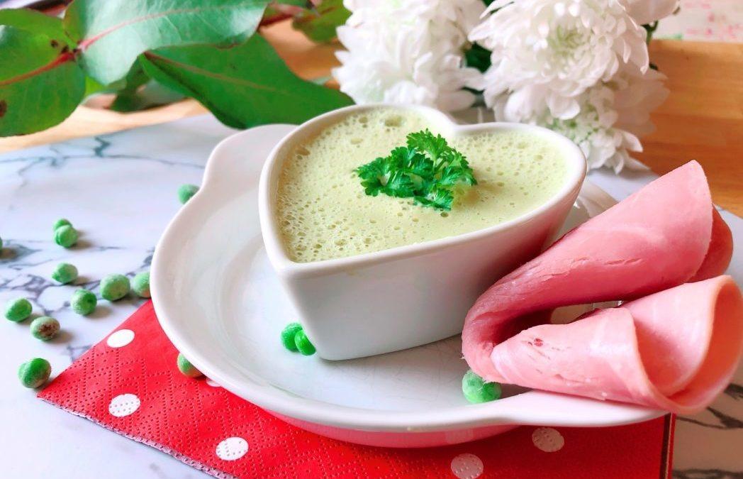Basis Rezept: Protein Cremesuppe in 6 Minuten