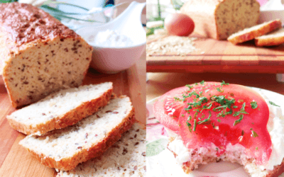 Protein Brot selber backen