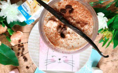 Vanille Frappuccino – High Protein – Rezept