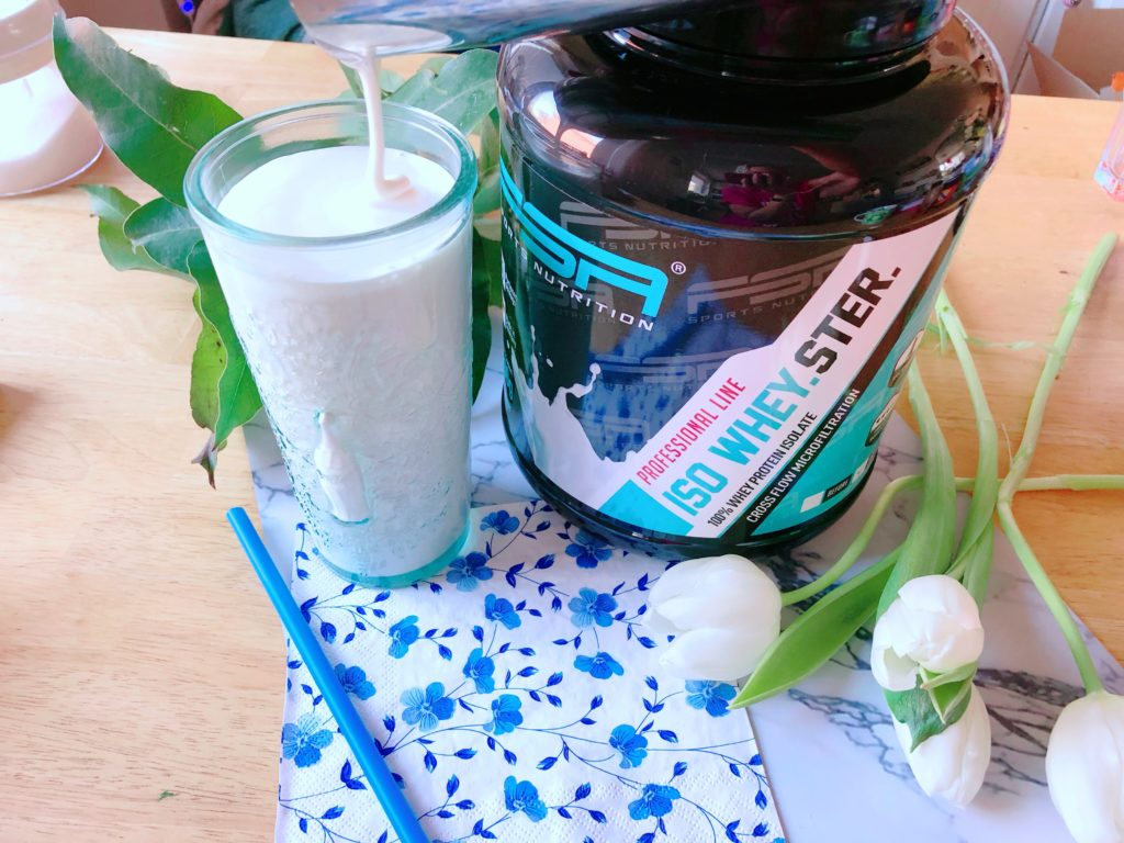 whey isolat fsa nutrition review