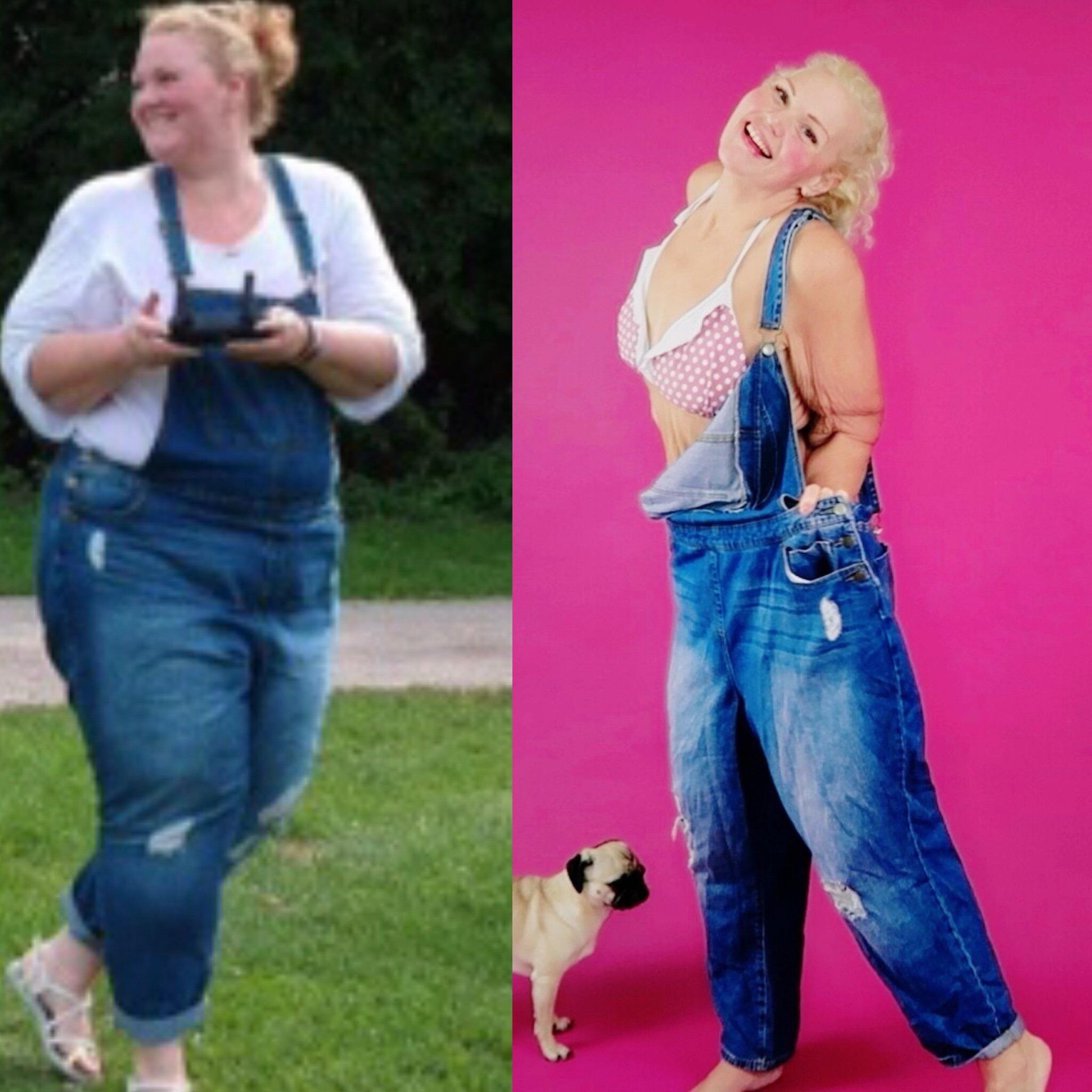 30 nachher kg vorher abnehmen Minus 18