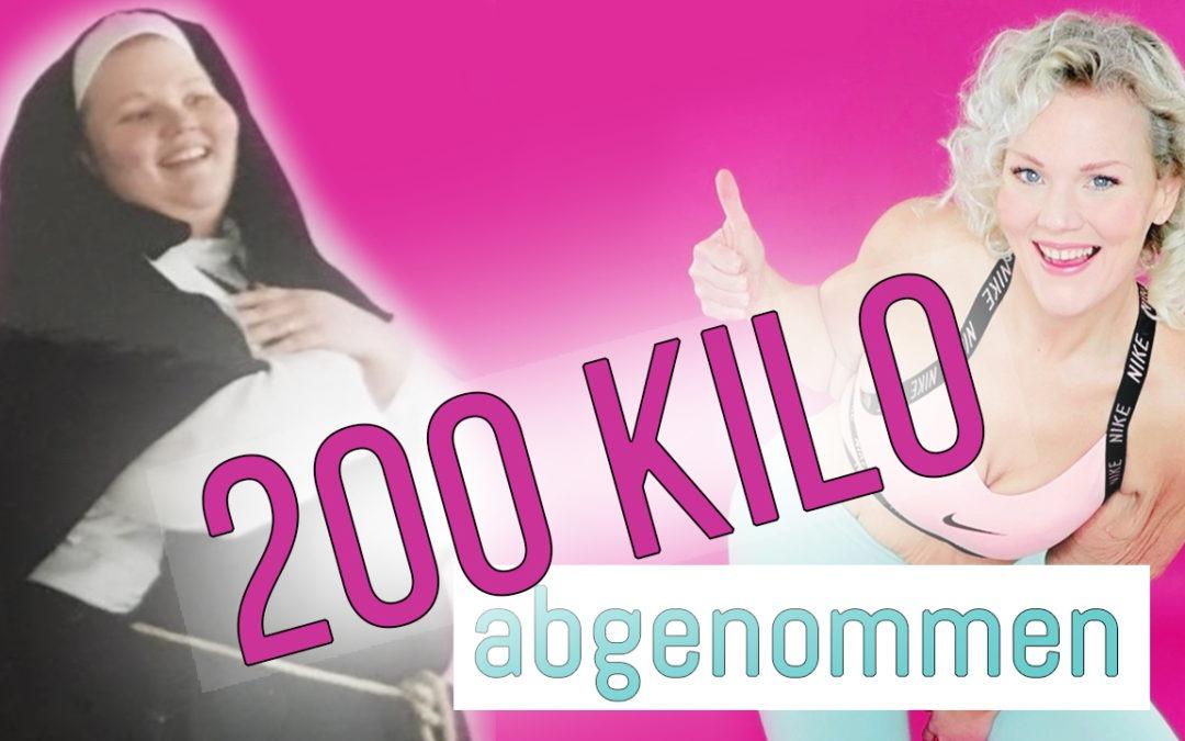 200 Kilo abgenommen – meine Geschichte *Vorpremiere*