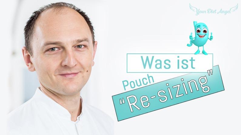 """""""Pouch Resizing"""" nach Magenbypass – Wenn die Portionen größer werden"""