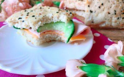 Protein Sandwich Toast vom Blech – Schnelles Rezept