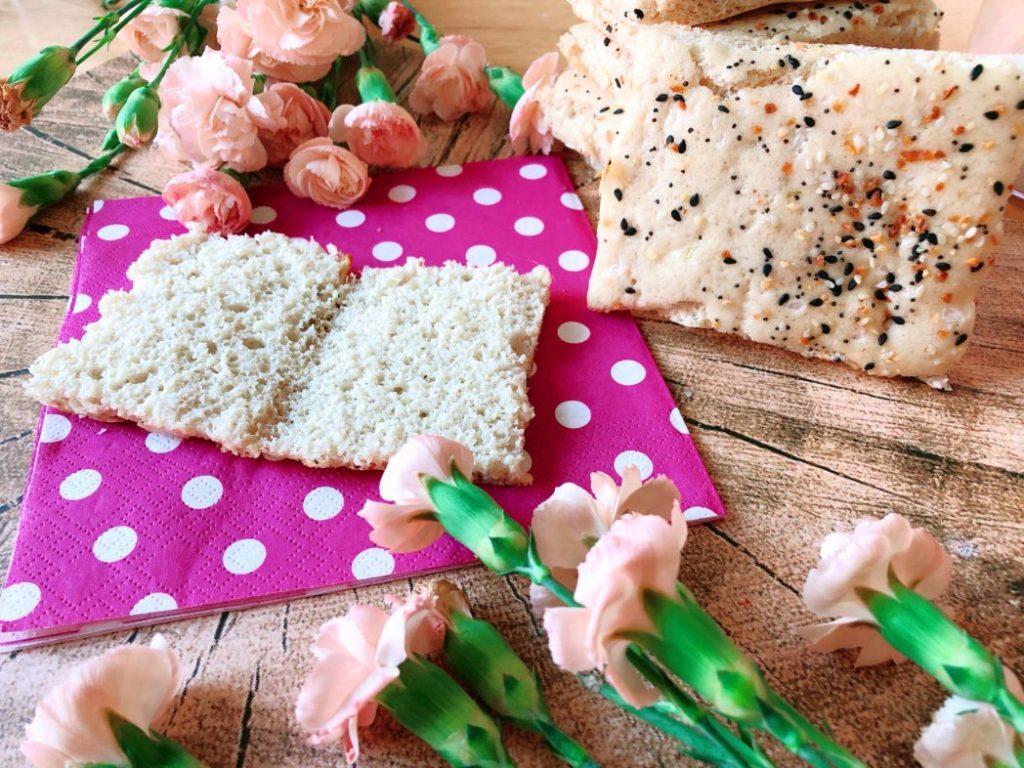 protein toastbrot locker eiweissreich