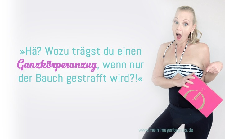 Kompressionsmieder für Fettabsaugung, Bauchstraffung und Co.