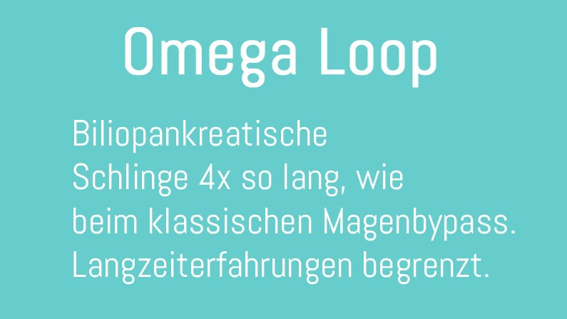 omega loop biliopankreatische schlinge
