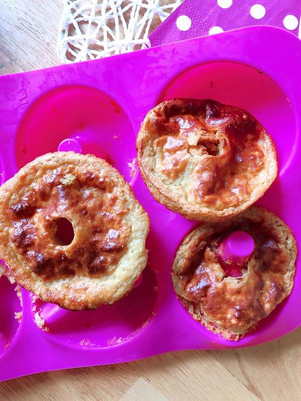 eiweiss bagel rezept lowcarb