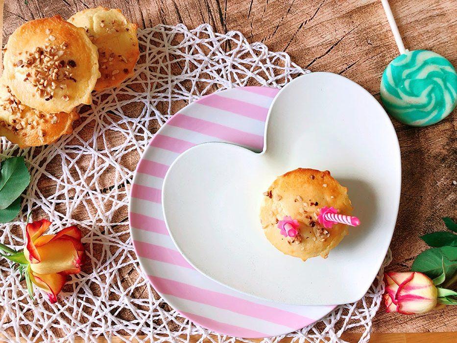 käsekuchen muffin rezept muffin proteinreich
