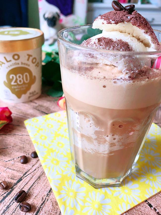 protein eiskaffee selber machen