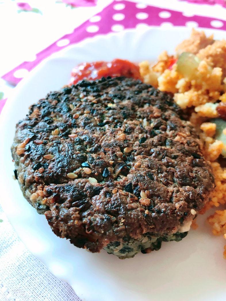 beluga linsen burger rezept magenbypass
