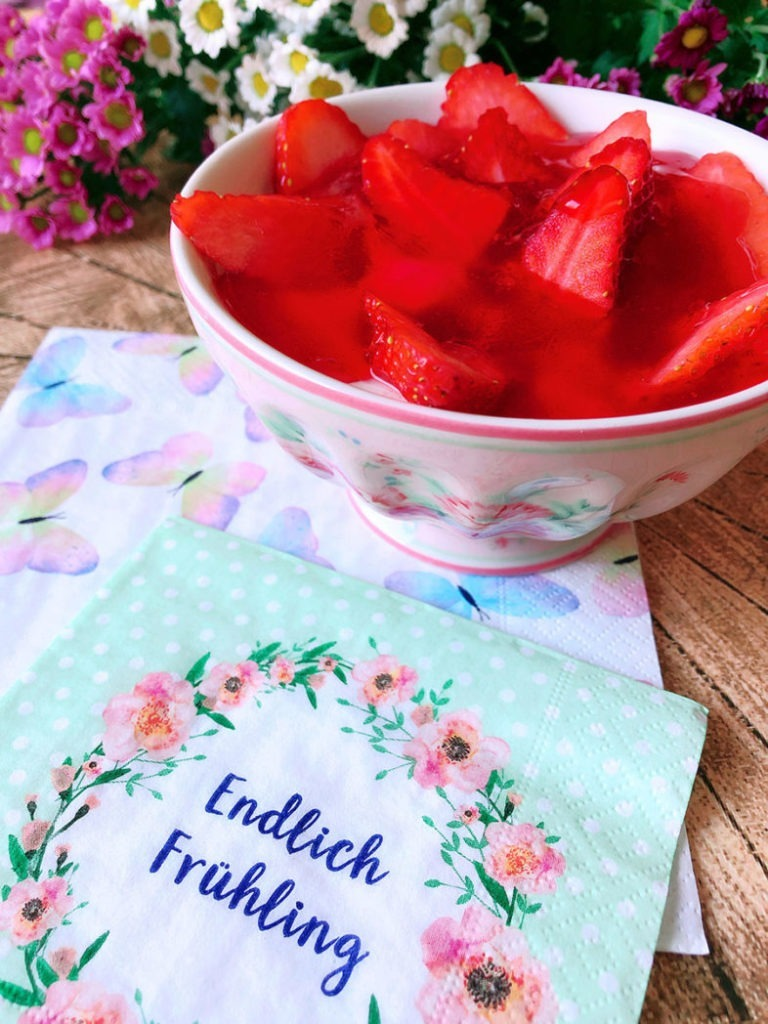 erdbeer frischkaese bowl magenbypass rezept