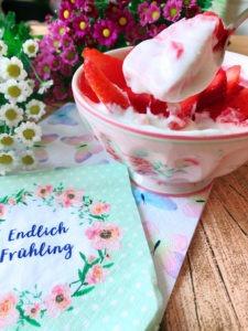 frischkaese bowl dessert magenbypass