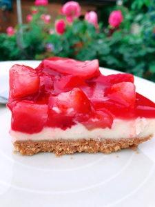 philadelphia torte zuckerfrei rezept klein