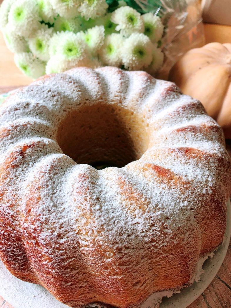 butternut gugelhupf lowcarb rezept