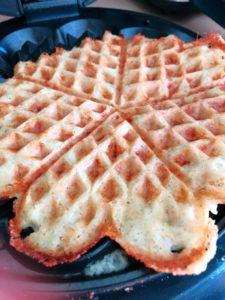 chaffle rezept deutsch ketogene diaet