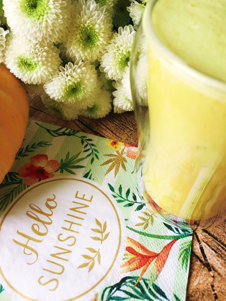 goldene milch lowcarb