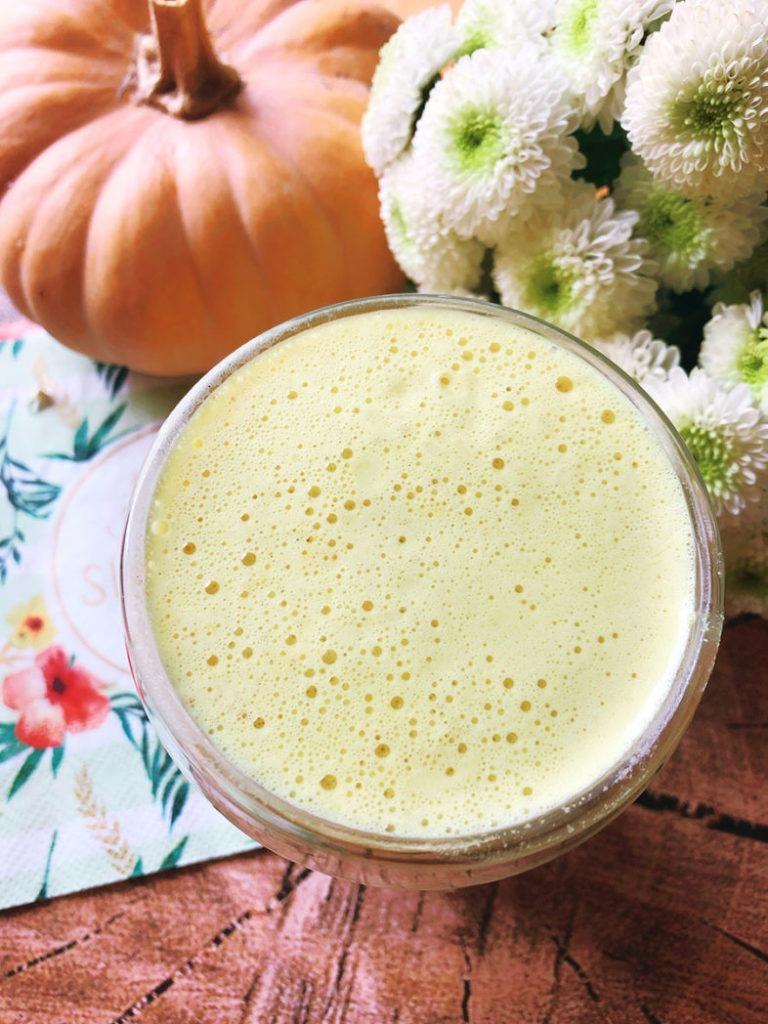goldene milch rezept proteindrink