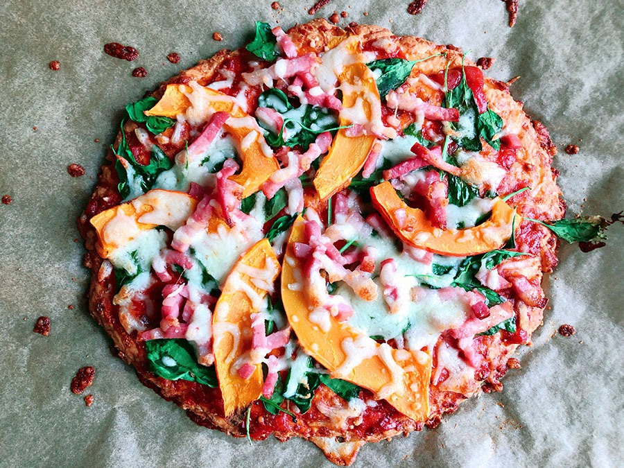 kohlenhydratarmer pizzateig rezept