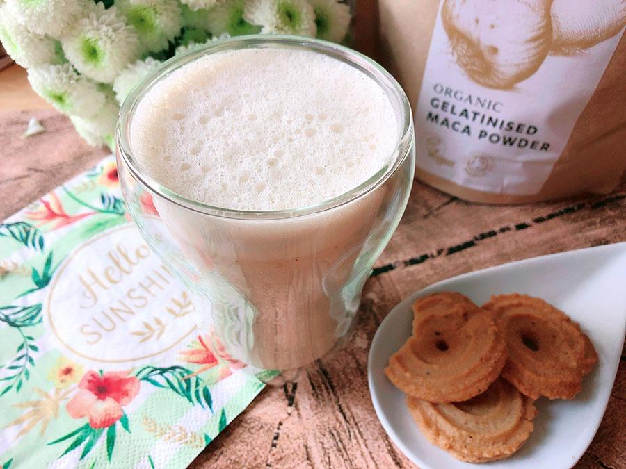 maca latte zum abnehmen mit magenbypass