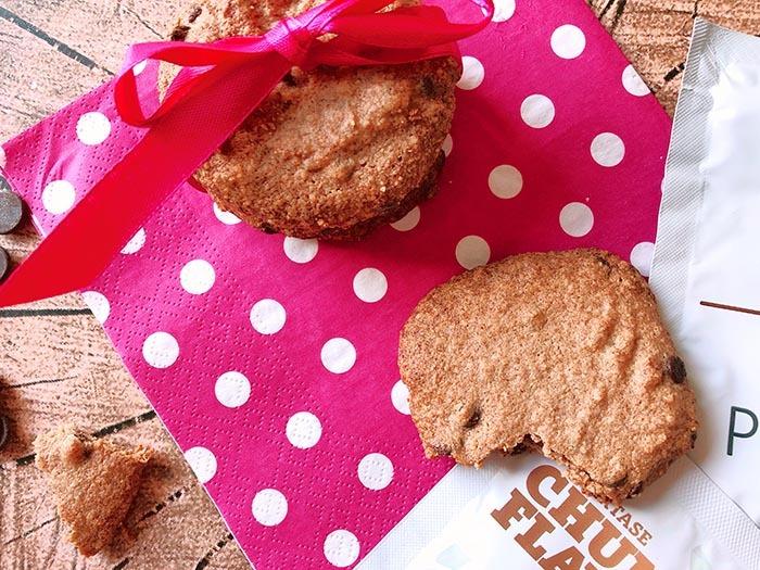 eiweiss kekse ohne mehl selber backen