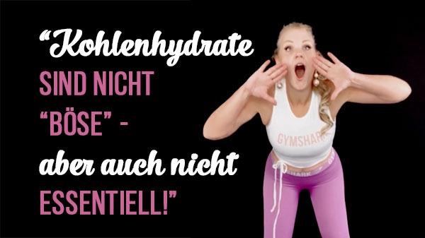 kohlenhydrate sind kein essentieller makronaehrstoff