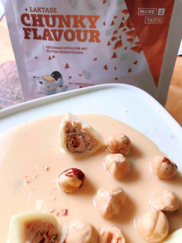 wackelquark high protein rezept vanille kuesschen