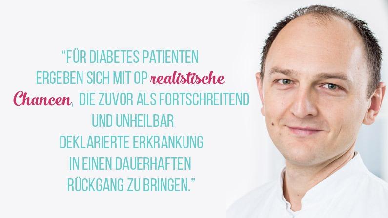 realistische chancen diabetes rueckgang