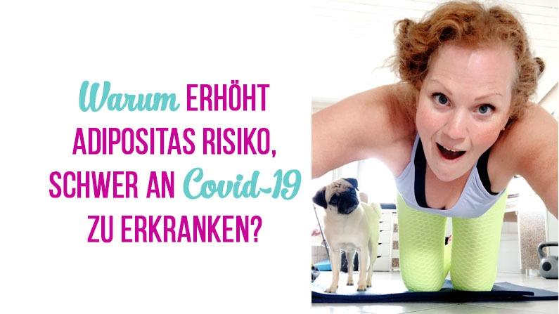 Warum sind Menschen mit Adipositas Risikogruppe für Corona?
