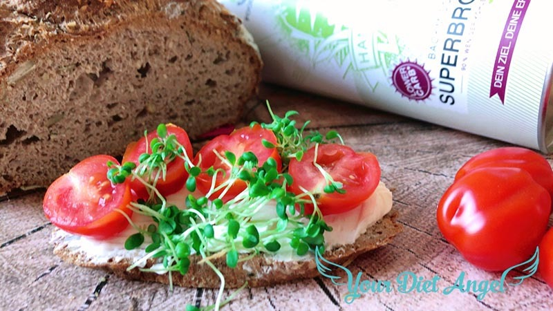 Foodpunk Hanfbread Review – Kohlenhydratarmes Brot selber backen