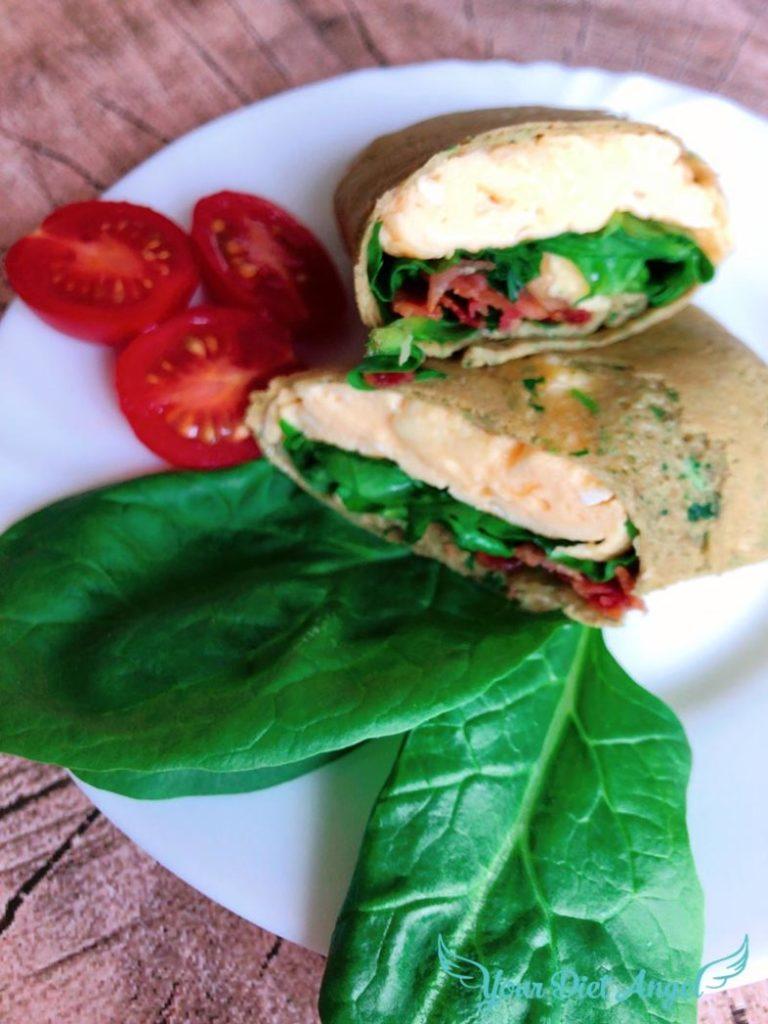 protein lowcarb burritos rezept3