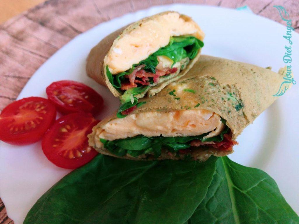 protein lowcarb burritos rezept4