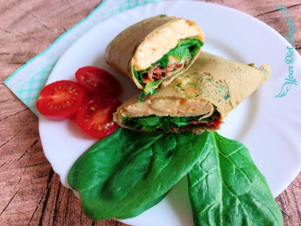 protein lowcarb burritos rezept5