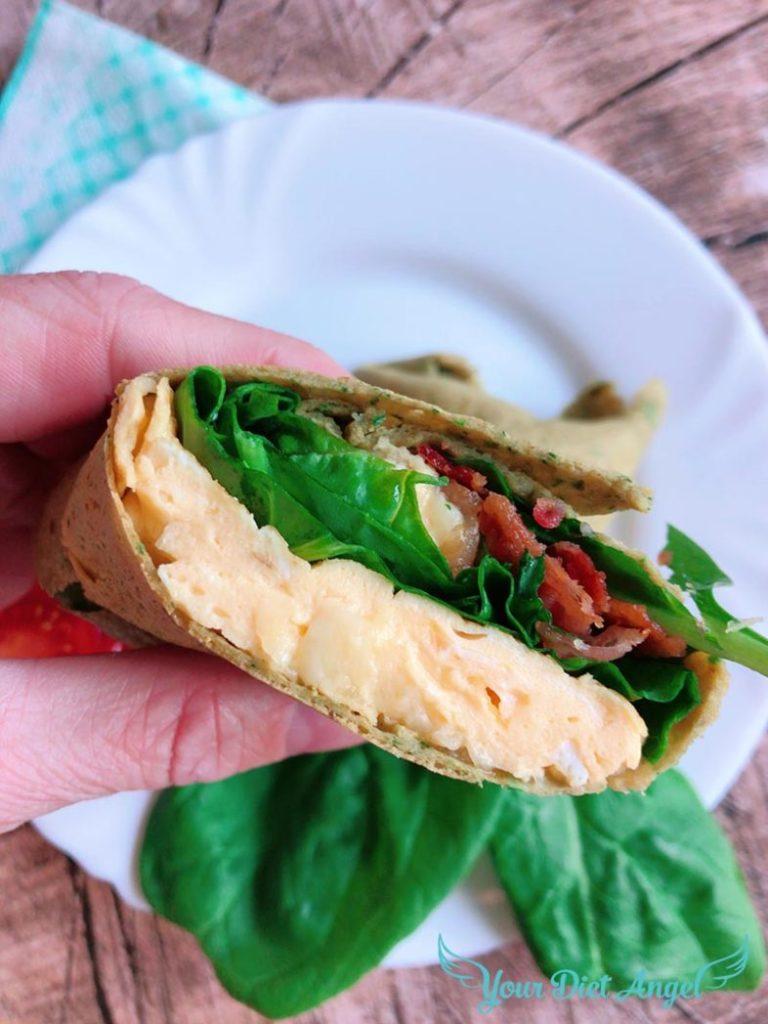 protein lowcarb burritos rezept6