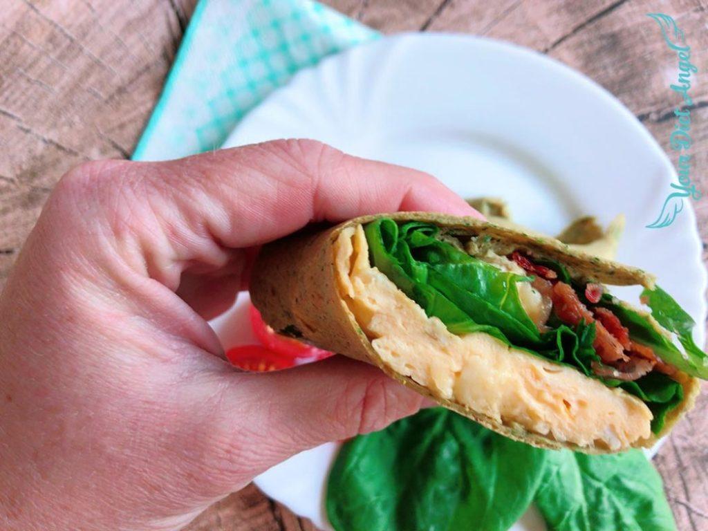 protein lowcarb burritos rezept7