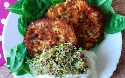 Protein Frikadellen vegetarisch – Superfood Rezept